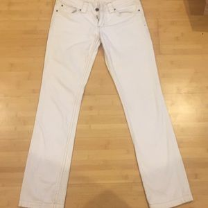 Denim - White Juicy Couture jeans